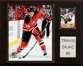 "NHL 12""x15"" Travis Zajac New Jersey Devils Player Plaque"