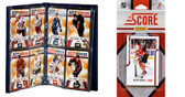 NHL New Jersey Devils Licensed 2011 Score Team Set and Storage Album
