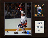 "NHL 12""x15"" Mike Bossy New York Islanders Player Plaque"