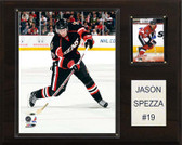 "NHL 12""x15"" Jason Spezza Ottawa Senators Player Plaque"