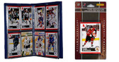 NHL Ottawa Senators Licensed 2010 Score Team Set and Storage Album