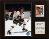"NHL 12""x15"" Bobby Clarke Philadelphia Flyers Player Plaque"
