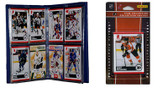 NHL Philadelphia Flyers Licensed 2010 Score Team Set and Storage Album