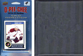 NHL Phoenix Coyotes 2014 O-Pee-Chee Team Set and a storage album