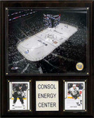 "NHL 12""x15"" Consol Energy Center Arena Plaque"