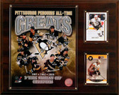 "NHL 12""x15"" Pittsburgh Penguins All-Time Greats Photo Plaque"