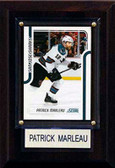 "NHL 4""x6"" Patrick Marleau San Jose Sharks Player Plaque"
