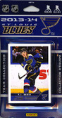 NHL St. Louis Blues 2013 Score Team Set