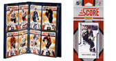 NHL Tampa Bay Lightning Licensed 2011 Score Team Set and Storage Album