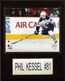 "NHL 12""x15"" Phil Kessel Toronto Maple Leafs Player Plaque"