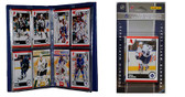 NHL Toronto Maple Leafs Licensed 2010 Score Team Set and Storage Album