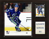 "NHL 12""x15"" Alex Burrows Vancouver Canucks Player Plaque"