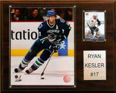 "NHL 12""x15"" Ryan Kessler Vancouver Canucks Player Plaque"