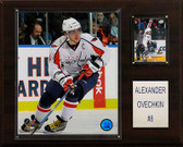 "NHL 12""x15"" Alex Ovechkin Washington Capitals Player Plaque"