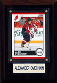 "NHL 4""x6"" Alexander Ovechkin Washington Capitals Player Plaque"