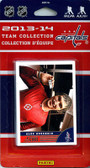 NHL Washington Capitals 2013 Score Team Set