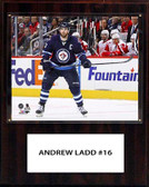 "NHL 12""x15"" Andrew Ladd Winnipeg Jets Player Plaque"