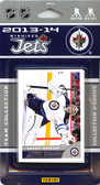 NHL Winnipeg Jets 2013 Score Team Set