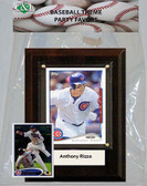 MLB Chicago Cubs Party Favor With 4x6 Plaque