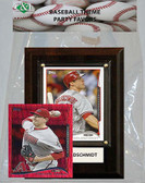 MLB Arizona Diamondbacks Party Favor With 4x6 Plaque