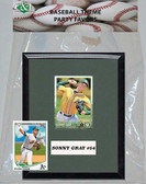 MLB Oakland Athletics Party Favor With 6x7 Mat and Frame