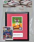 MLB Cleveland Indians Party Favor With 6x7 Mat and Frame