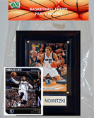 NBA Dallas Mavericks Party Favor With 4x6 Plaque