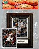 NBA Brooklyn Nets Party Favor With 4x6 Plaque