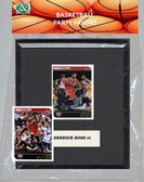 NBA Chicago Bulls Party Favor With 6x7 Mat and Frame
