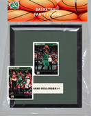 NBA Boston Celtics¾ Party Favor With 6x7 Mat and Frame
