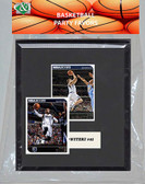 NBA Dallas Mavericks Party Favor With 6x7 Mat and Frame