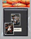 NBA Brooklyn Nets Party Favor With 6x7 Mat and Frame