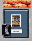 NBA Denver Nuggets Party Favor With 6x7 Mat and Frame