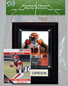NFL Cincinnati Bengals Party Favor With 4x6 Plaque