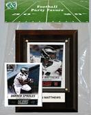 NFL Philadelphia Eagles Party Favor With 4x6 Plaque