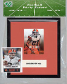 NFL Cleveland Browns Party Favor With 6x7 Mat and Frame