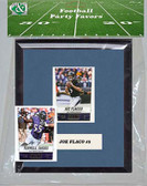 NFL Baltimore Ravens Party Favor With 6x7 Mat and Frame