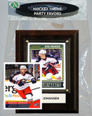 NHL Columbus Blue Jackets Party Favor With 4x6 Plaque