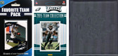 NFL Philadelphia Eagles Licensed 2015 Score Team Set and Favorite Player Trading Card Pack Plus Storage Album