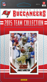 NFL Tampa Bay Buccaneers Licensed 2015 Score Team Set.