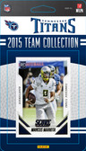 NFL Tennessee Titans Licensed 2015 Score Team Set.