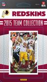 NFL Washington Redskins Licensed 2015 Score Team Set.