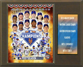 "MLB 12""x15"" New York Mets 2015 National League Champions Plaque"