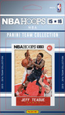 NBA Atlanta Hawks Licensed 2015 Hoops Team Set