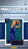 NBA Charlotte Hornets Licensed 2015 Hoops Team Set