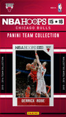 NBA Chicago Bulls Licensed 2015 Hoops Team Set
