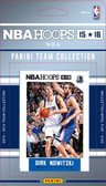 NBA Dallas Mavericks Licensed 2015 Hoops Team Set