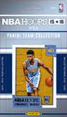 NBA Denver Nuggets Licensed 2015 Hoops Team Set
