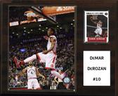 "NBA 12""x15"" Demar DeRozan Toronto Raptors Player Plaque"