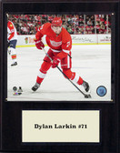 "NHL 12""x15"" Dylan Larkin Detroit Red Wings Player Plaque"